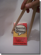 Chopsticks and Spanish